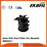 Filtro de combustível da peça de automóvel para Renault Wk939-1