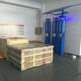 Blaues helles im Freien allgemeines Telefon, Notruftelefon, PAS-Telefone