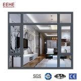 Facile installer le bâti en aluminium résidentiel Windows