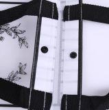Sacchetto impermeabile non tessuto dei vestiti dell'inarcamento di cinghia dell'involucro di plastica della stampa fine