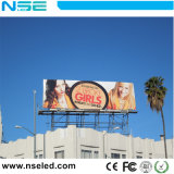 La publicidad de alto brillo exterior de 16mm LED Cartelera