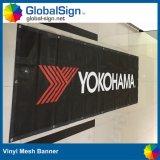 Bandiere esterne della maglia del PVC della rete fissa di Haning