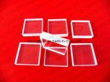 Optische Venster van het Kwarts van de Hoge Zuiverheid van Baibo het UV voor Medische Apparatuur