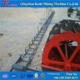 La estructura razonable y de alta calidad la arandela de arena