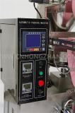 Enchimento vertical automática máquina de embalagem com saco de estanqueidade e corpo de ferro