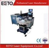 Aprovado pela CE do Feixe de Laser máquina de soldar para joalharia metálica de Ouro