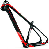 Carbono Fosco chineses Mountian MTB Aluguer de estrutura com Bb92 Threaded