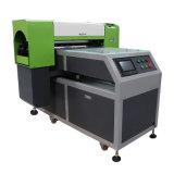 Impressora UV Flatbed aprovada do tamanho A1 60cm*90cm do Ce para a madeira, vidro, metal