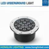 LED-Beleuchtung 12W LED unterirdisch beleuchtet mit IP67