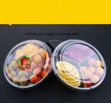 Das spezielle Frisch-Haltene Frucht-Blasen-Teller-Tellersegment-Verpacken passt für Supermarkt Retailling Verpackung an