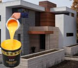 I materiali esterni della costruzione di edifici dell'emulsione impermeabilizzano l'alcali - vernice resistente della parete esterna