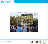 Ecrãs LED P3.91 P4.81 P5.95 Video wall de LED de exterior