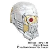 Máscara de Starlord dos guardiães da galáxia 26*24cm HK8421
