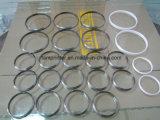 Inchiostro da stampa del rilievo che raschia anello di ceramica