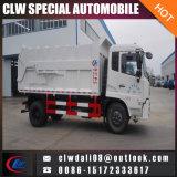 Camion d'ordures d'amarrage de compactage de 4*2 Dongfeng 14cbm à vendre