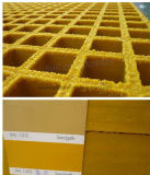 Grate modellate ad alta resistenza di FRP/GRP/&Decoration industriale di ingegneria di costruzione