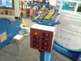 機械を作る機械ケーブルで通信する機械ワイヤーをねじるリード編み機を束ねるワイヤー