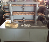 Machine ondulée en acier de fabrication de boyau flexible