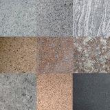 Gris claro y gris oscuro/Rosa/Rojo/Negro granito G603/G687/G654/G664/Pulido flameados/baldosas pulidas losas//Escaleras/baño/pared de granito para cocina