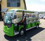 Coche eléctrico de 14 pasajeros para visitar puntos de interés