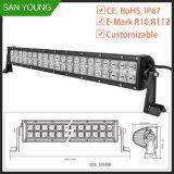 20 Polegadas Barra de luz LED de 120W para veículos automóveis de trabalho 4X4