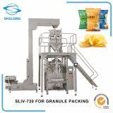 Tipo macchina imballatrice del cuscino di prezzi competitivi del rifornimento dello spuntino delle patatine fritte