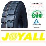 Mina resistente toda la parte radial de acero todo el neumático del carro de la posición