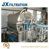 Высокая емкость вакуумный фильтр барабана для обработки продуктов питания