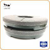 Résine Tampon à polir la plaque de polissage à plat pour le Granite /en marbre/Stone
