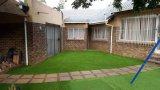 Césped artificial para jardín decoración,la decoración del hogar (L40).