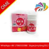 De oEM-douane Gemaakte Roze Pillen van het Vermageringsdieet van het Pak