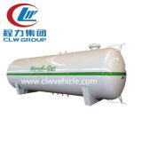 Camion-citerne de mémoire de LPG de réservoir de gaz du prix bas 25mt 50m3 LPG