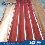 Цвет стальных листов крыши для стальных зданий