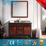Governo di legno della quercia classica all'interno della stanza da bagno (BY-X7085)