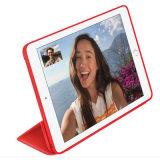최신 판매 지능적인 정제 손가락으로 튀김은 iPad 직업적인 10.5를 위한 가죽 상자를 포함한다
