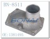 Carcaça do termostato das peças de automóvel do motor para Scania (1381495)