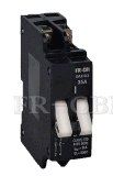 Mini corta-circuito del SA África (tipo) de la CBI 2p