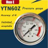 水ポンプのSylphonの圧力計の60mmの高品質