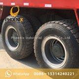 저가 Afirca를 위한 10의 바퀴를 가진 이용된 HOWO 덤프 트럭 팁 주는 사람 30tons 6X4