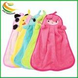 De in het groot Leuke Handdoek van de Hand multi-Coloer