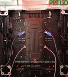 Location de Slim 500 x 500 mm en aluminium Panneau affichage LED de l'Indoor P2.976 mm