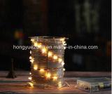 高品質によって保証される麻ロープLED装飾的なライトLEDクリスマスの照明