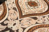 Tela 100% de materia textil árabe del Chenille de la tapicería del poliester
