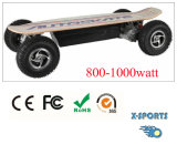 Nicht für den Straßenverkehr E-Skateboard angeschaltenes elektrisches Skateboard 2018