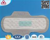 Forme ailée et Maxi /Super serviette hygiénique Usine chinoise
