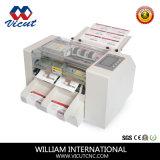 Cortador automático de la tarjeta de visita A4, cortadora de la tarjeta, corte de la tarjeta, máquina de tarjeta conocida