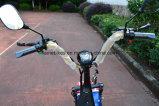 Moda Scooter Citycoco fora de estrada com 60V/12Ah Lithium