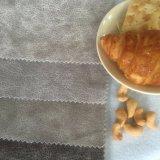 Bronceado Velbour tejido sofá