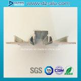 Profil en aluminium d'extrusion d'OEM de fournisseur de la Chine pour l'entrée principale de système