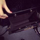 韓国のレトロの金属のリングの金のハンドバッグのショルダー・バッグの対角線のパッケージ